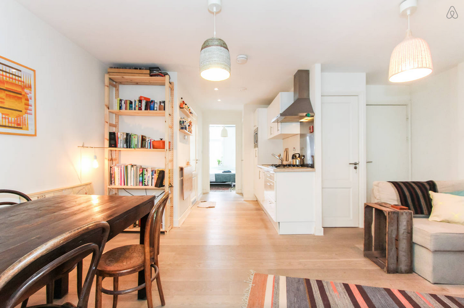 Airbnb apartment stay in amsterdam for Airbnb amsterdam